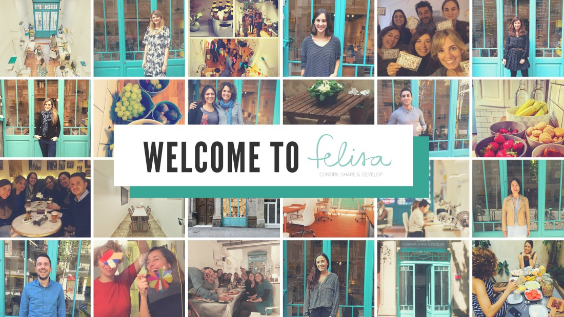 Welcome to FELISACOWORK