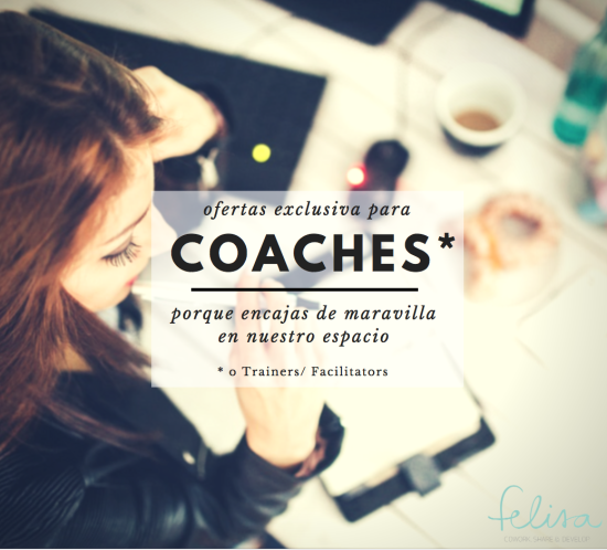Coaches, Trainers, Facilitators
